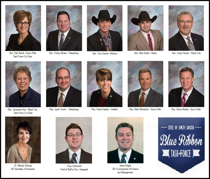 Blue Ribbon Task Force Members